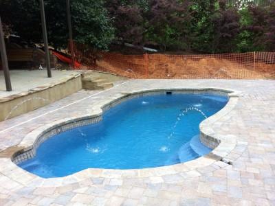 Fiberglass Pool Installation Graystone, Al