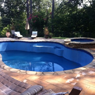 Concrete Pool Renovation Homewood, Al