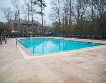 Neighborhood Swimming Pool Renovated Hoover Al